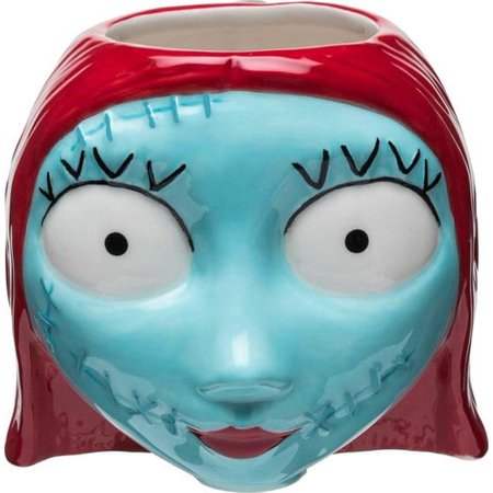 Nightmare Before Christmas: Sally Head Sculpted - Halloween Oldies