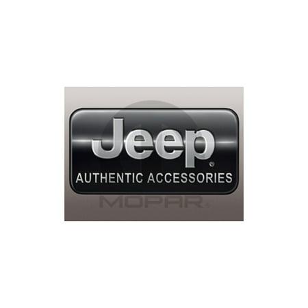 Mopar 82211201 Authentic Jeep Accessories Badge Patriot Liberty Commander Grand Cherokee Compass Wrangler Renegade