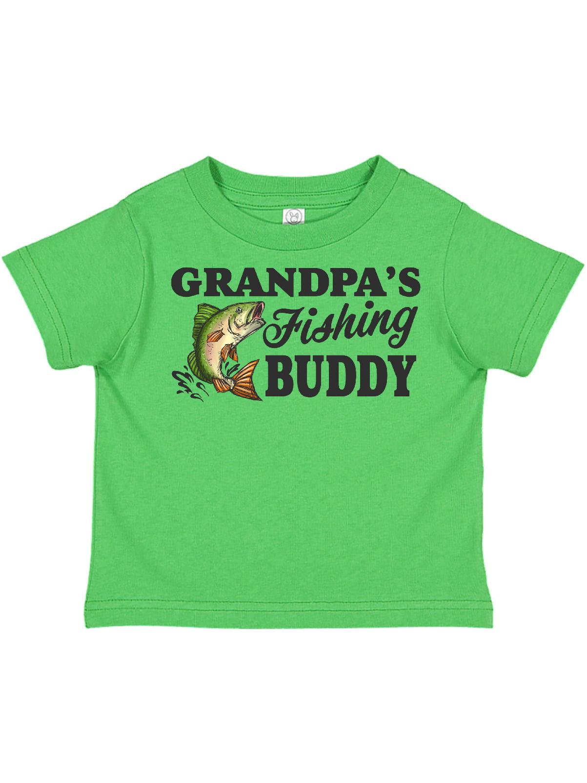 Grandpas Drinking Buddy Toddler Girls T Shirt Kids Cotton Short Sleeve Ruffle Tee