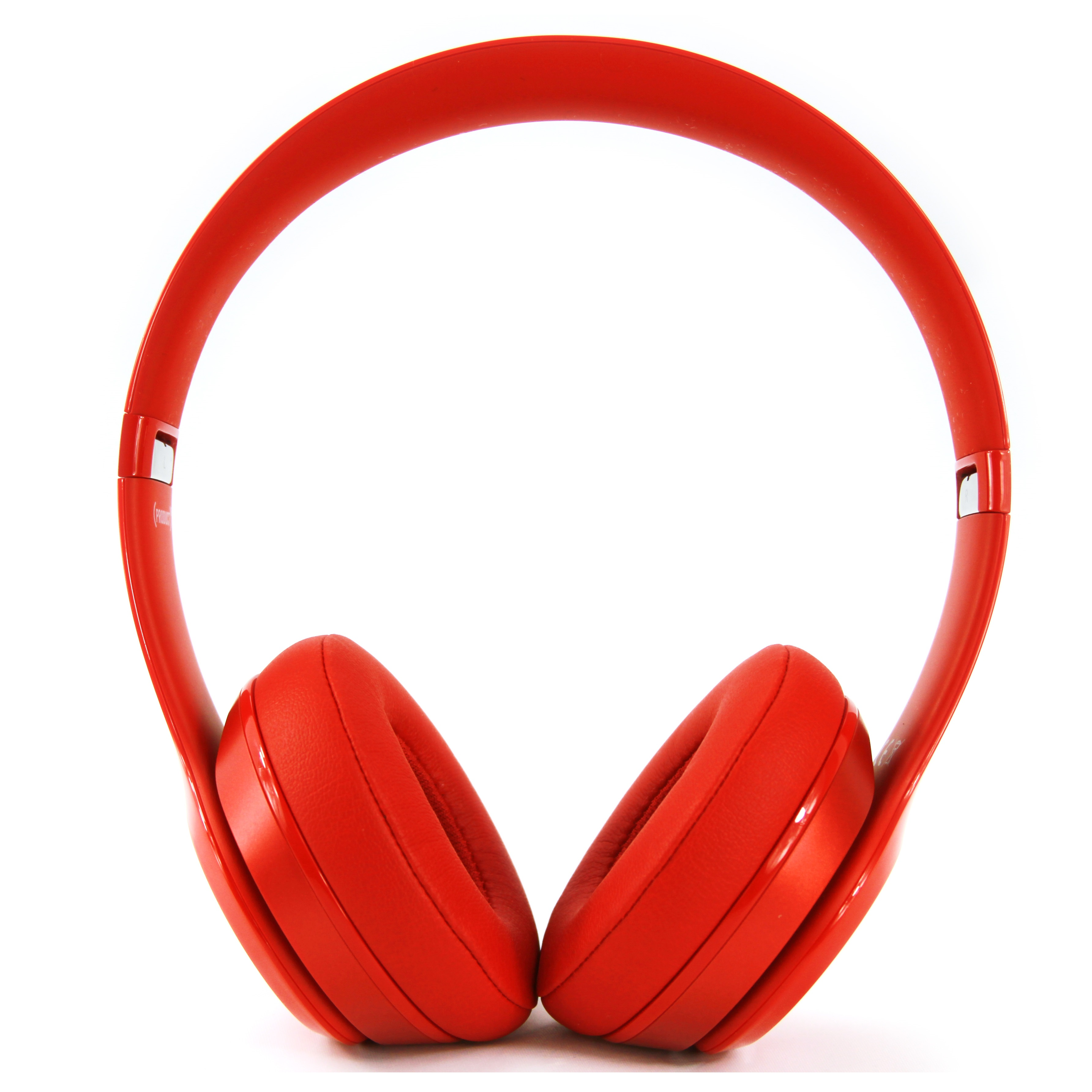 Beats by Dr. Dre Solo2 Corded Over-Ear Headphones, Red