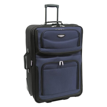 Travel Select Amsterdam 29  Expandable Rolling Upright Suitcase