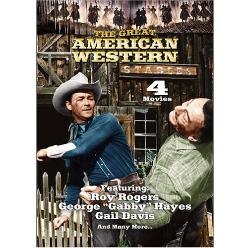 Great American Western, Vol. 31: The Gay Ranchero / The Far Frontier / Days Of Jesse James / Southward Ho!