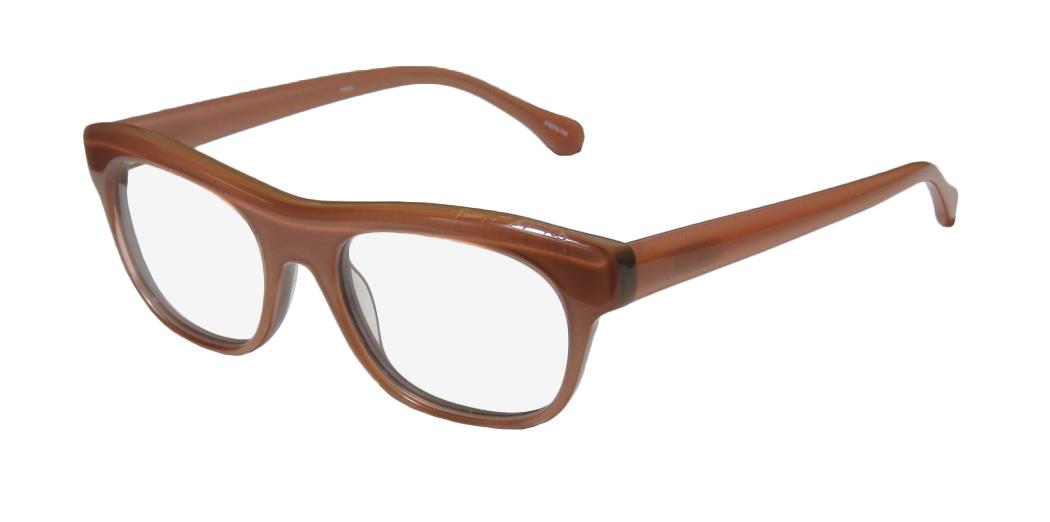 51-18-145, Brown Sienna Elizabeth And James Summer Ladies//Womens Designer Full-rim Popular Shape Hip Eyeglasses//Eye Glasses