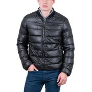 Byblos Black Quilted Puffer Jacket