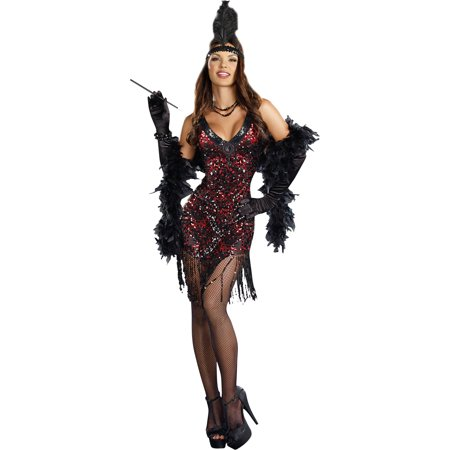 Dames Like Us Women's Adult Halloween Costume