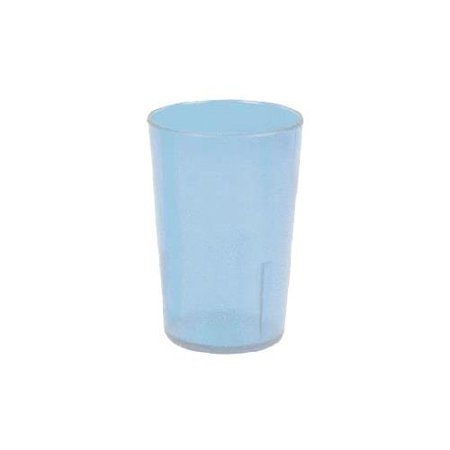 Tumbler 8 Oz. Textured Exterior Thunder Group PLTHTB008B (Dozen)