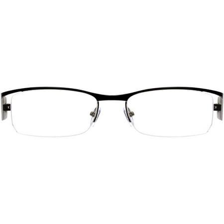 eddb6be00fa5 Dea Eyewear Womens Prescription Glasses, Bibiana Black - Walmart.com