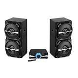 BriteLite Edison Professional Party System 2500 Bluetooth Speaker System ()