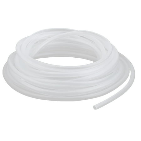 Rubber Fish (Fish Tank Aquarium Rubber Airstone Pump Airline Tubing Clear White 7.35M)
