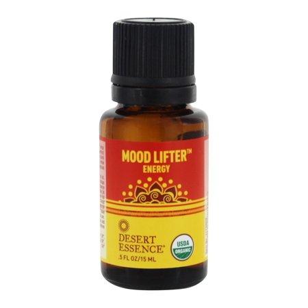 Desert Essence - Organic Mood Lifter Essential Oil - 0.5 fl. oz.