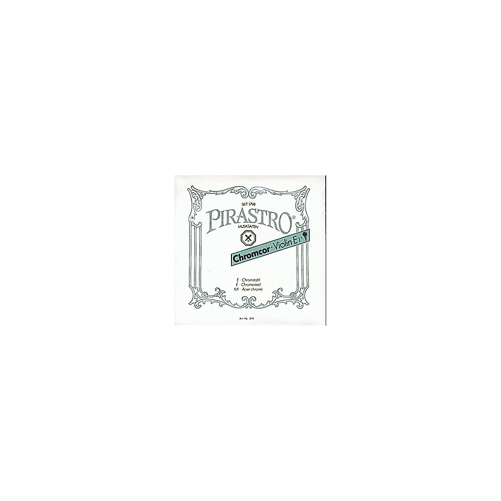 Pirastro Chromcor Series Violin String Set 3 4-1 2 by Pirastro