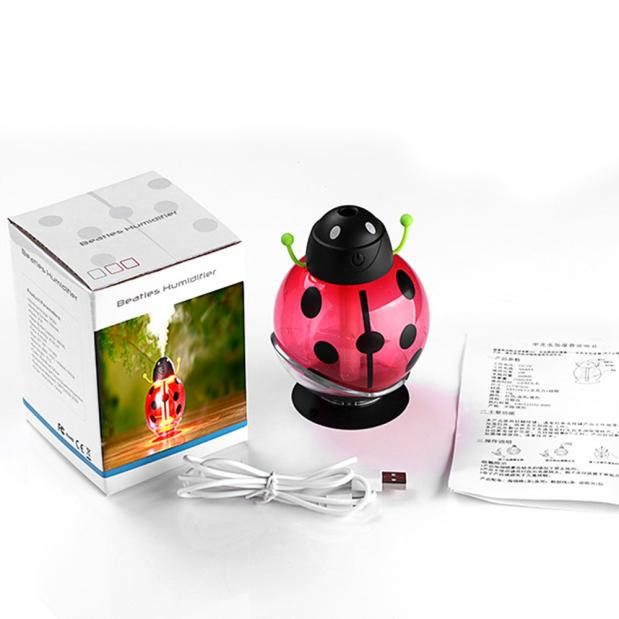 Beatles Home Aroma LED Humidifier Air Diffuser Purifier Atomizer BU