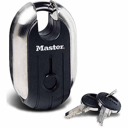 Master Lock 187XD Titanium Padlock
