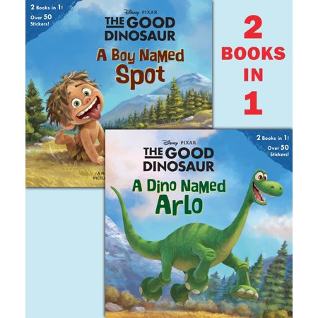 A Dino Named Arlo/A Boy Named Spot (Disney/Pixar The Good Dinosaur) for $<!---->