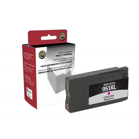 WEST POINT PRODUCTS 118093 WPP Remanufactured High Yield Magenta Ink Cartridge for Officejet Pro 251dw  276dw  8100  8600 (Alternative for HP CN047AN  951XL) (1 500 (Hp Officejet Pro 8600 Ink Cartridge Installation)