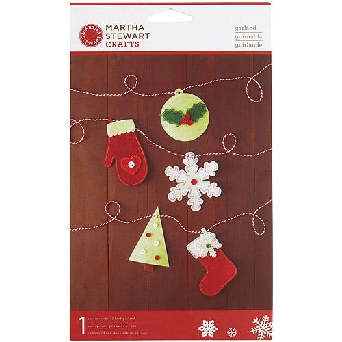 Garland 10 Feet/pkg-cottage Christmas Ic