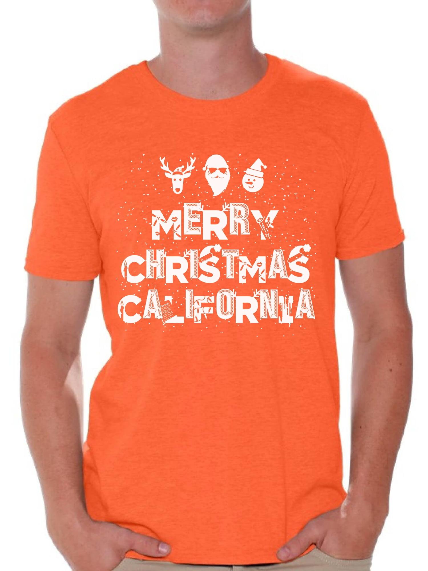CALIFORNIA CALI CA PRINT T SHIRT FUNNY GRAPHIC SHIRTS COTTON TEE HUMOR GIFT