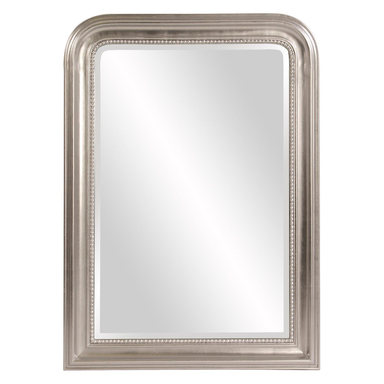 Elizabeth Austin Sterling Arched Wall Mirror - 30.5 x 42H in.