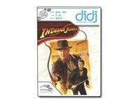 LeapFrog Didj Custom Learning Game Indiana Jones by LeapFrog Enterprises