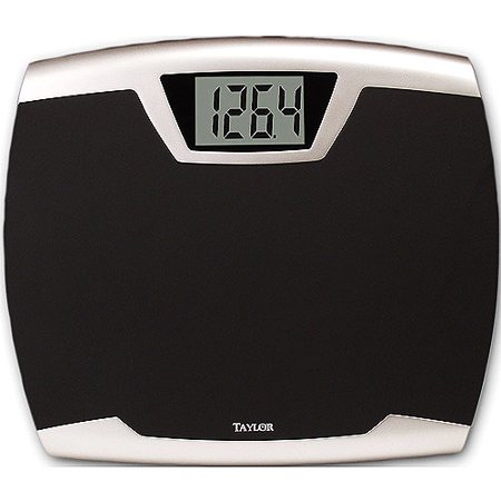 lithium digital thin profile bath scale model 7340