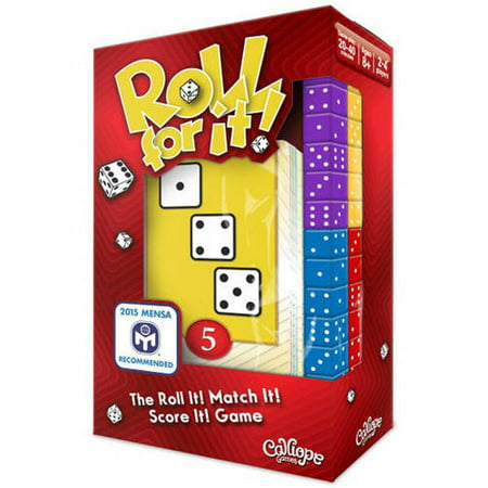 Roll For It! Red Edition with Window for $<!---->