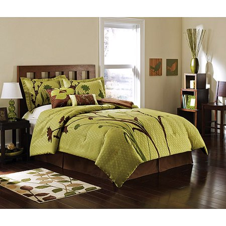 Better homes and gardens comforter set collection marmon - Better homes and gardens comforter sets ...