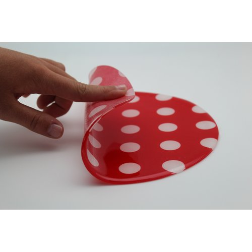 Andreas Silicone Trivets Dots Jar Opener by
