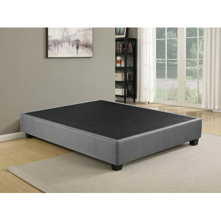 Wayton Box Sping Foundation Platform Bed For King Size 80