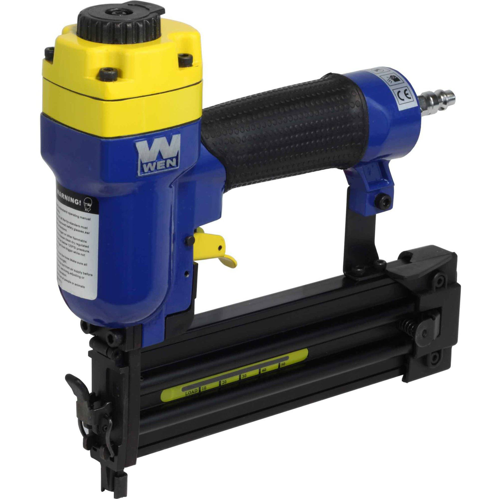 "WEN 3/4"" to 2"" 18-Gauge Brad Nailer"