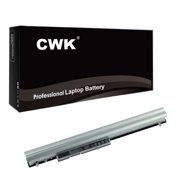 CWK Long Life Replacement Laptop Notebook Battery for HP Pavilion 776622-001 888182064801 TPN-Q131 14 15 Series 752237-001 776622-001 888182064801 TPN-Q131 6 8 14 15 TouchSmart