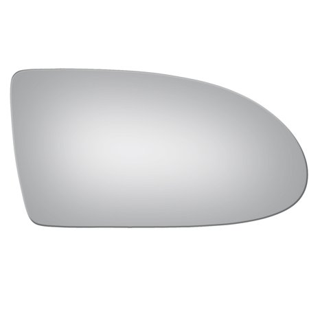 - Fits 06-09 Hyundai Accent Right Passenger Side Convex Manual Door Mirror Glass