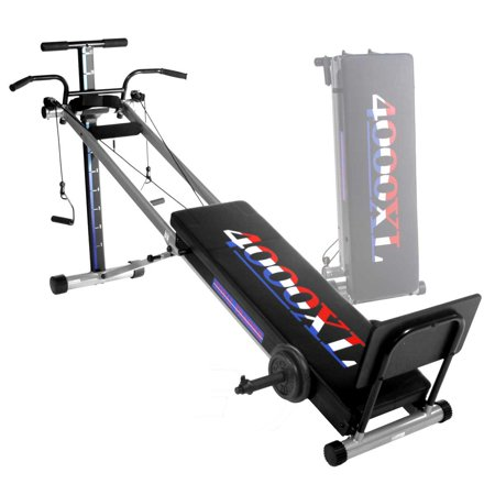 Bayou fitness total trainer 4000 xl home gym walmart.com