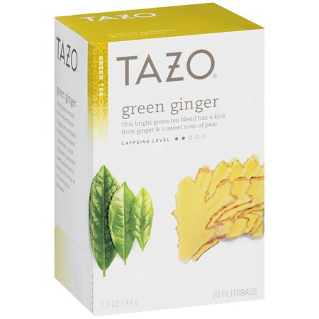 Tazo ® Armoise thé vert 20 ct. Boîte