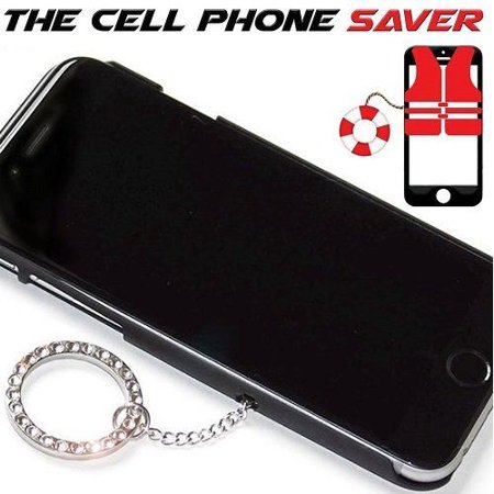 The Cell Phone Saver - Don't Drop Your Phone! Easy to Install, Available in 3 Styles