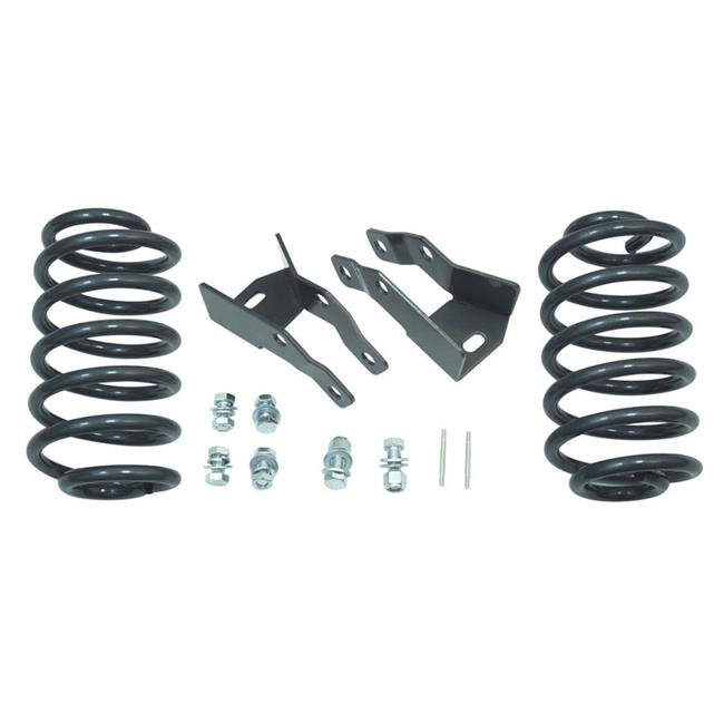 Maxtrac Suspension MXT201020 2 in. Rear Coils Shock Extenders, Air Ride Sensor Rods - image 1 of 1