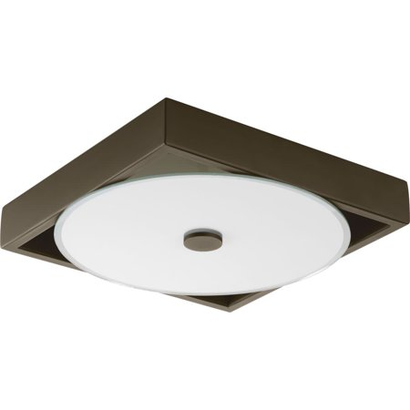"""Frame Collection One-Light 12"""" LED Flush Mount/Wall Sconce"""