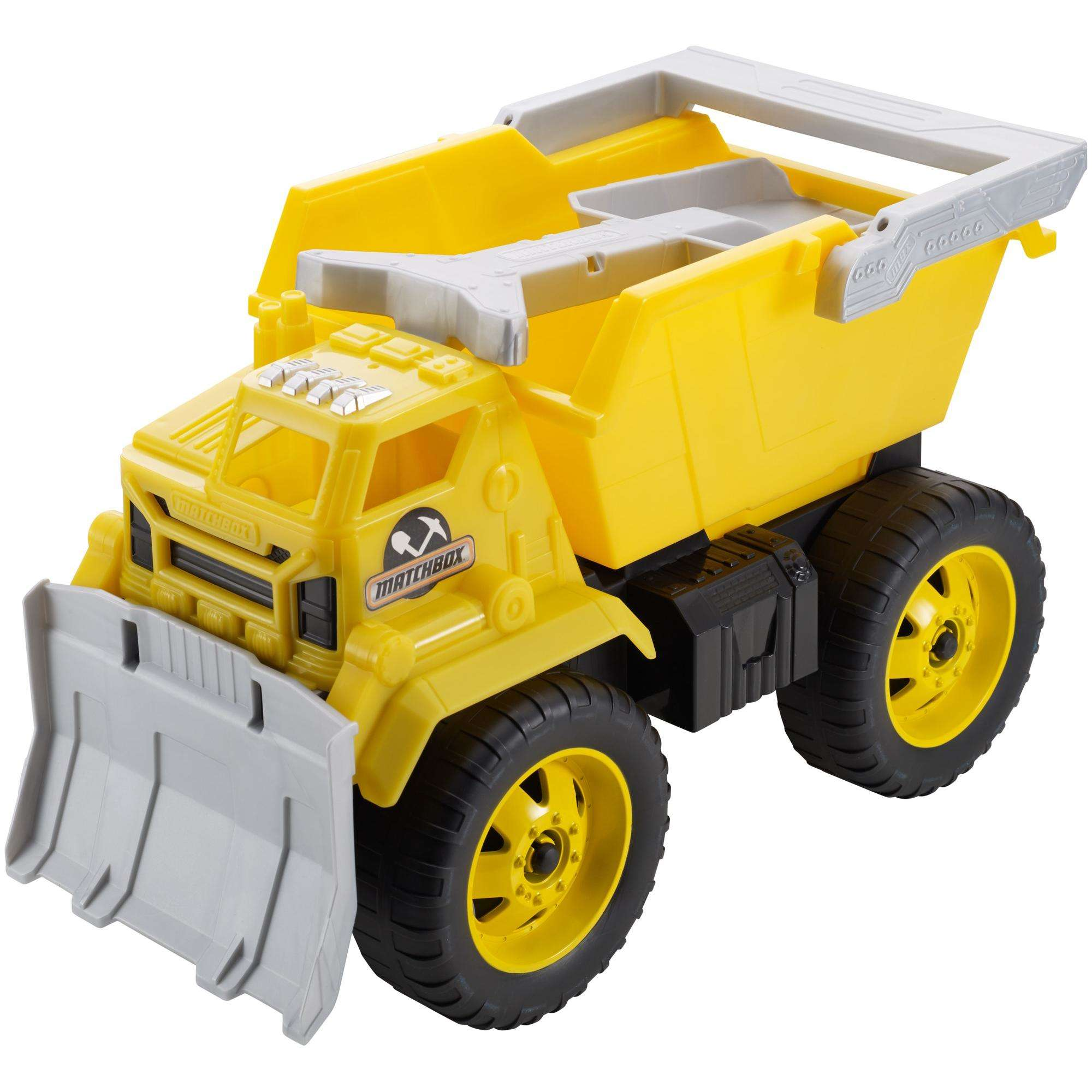 Matchbox Dump Truck by Mattel