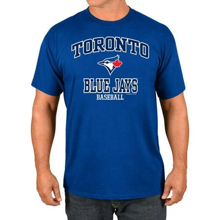 (MLB Toronto Blue Jays Tall Men's Basic Tee)