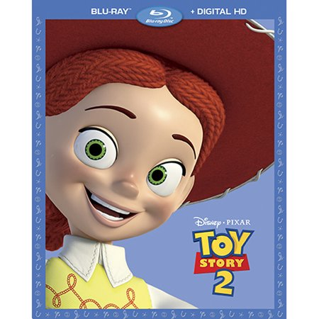Toy Story 2 (Blu-ray + Digital HD)](Halloween 2 Movie Story)