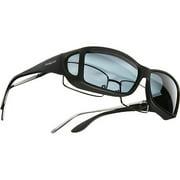 Sunglasses, Black-ML-Gray