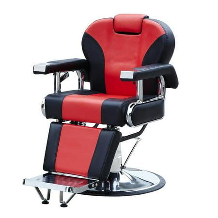 Hydraulic Salon Recline Barber Chair Beauty Spa Shampoo