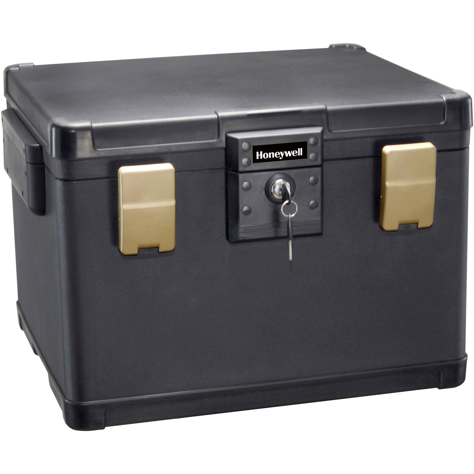Honeywell 1.06 cu ft Legal Size Waterproof 1-Hour Fire File Chest, 1108