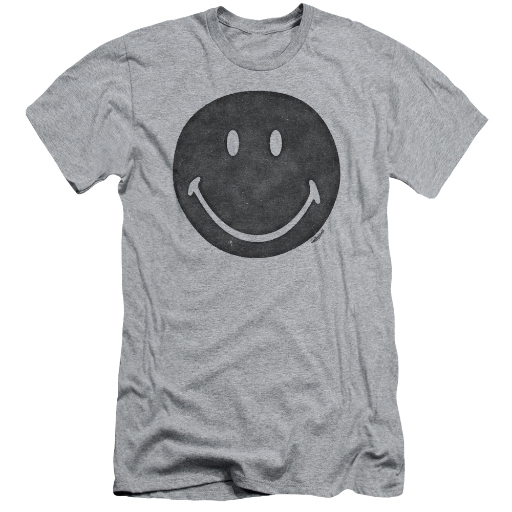 Smiley World Rough Face Mens Slim Fit Shirt