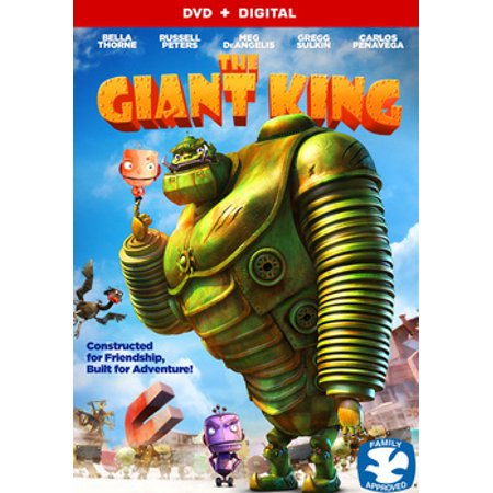The Giant King (DVD) - Giant Dad