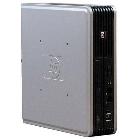 Refurbished Hp Dc7900 Ultra Slim Desktop Pc With Intel Core 2 Duo Processor 2gb