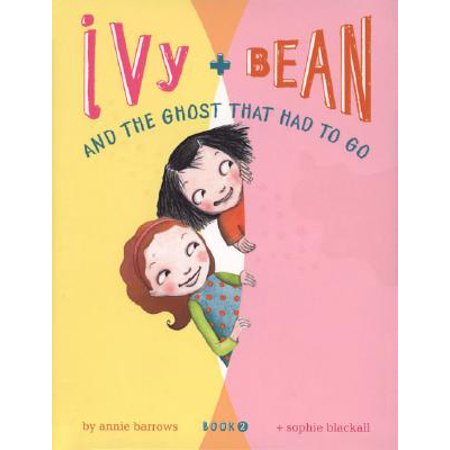Ivy + Bean and the Ghost That Had to Go (Paperback)](Poison Ivy Comic Book Character)