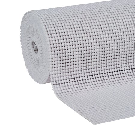 EasyLiner Select Grip Shelf Liner, White, 12 In. x 20 Ft.