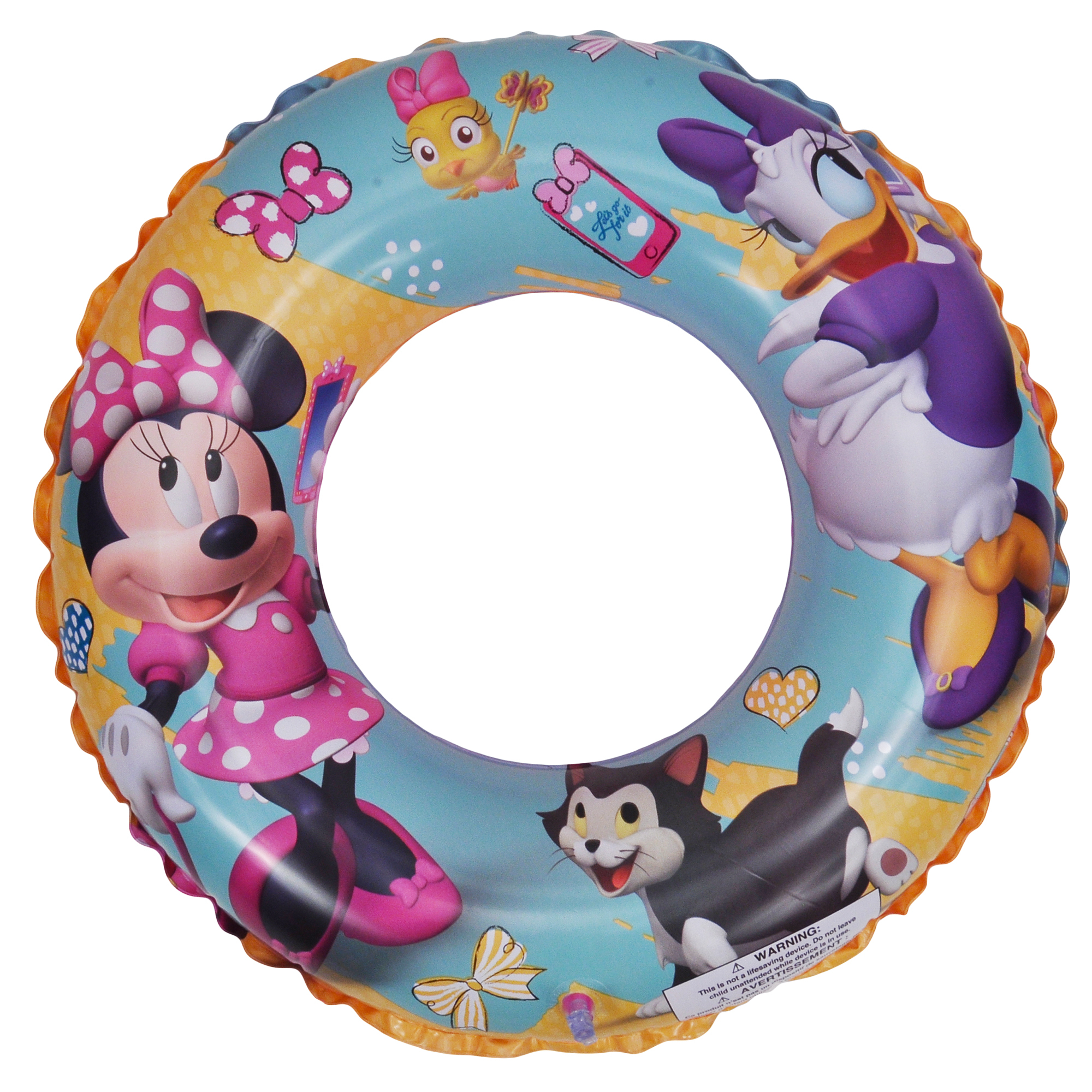 Minnie Mouse Bowtique Inflatable 20 inch Swim Ring
