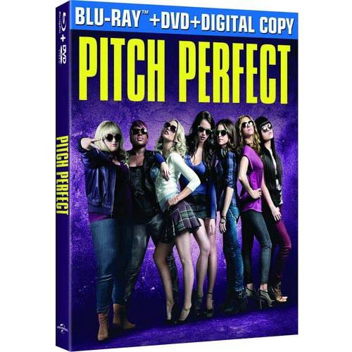 Pitch Perfect (Blu-ray + DVD + Digital HD) (Walmart Exclusive) (With INSTAWATCH)