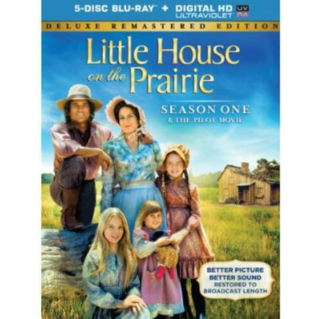 Little House On The Prairie  Season 1   The Pilot Movie  Blu Ray